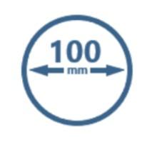 Buisventilatoren 100mm