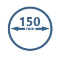 Buisventilatoren 150mm