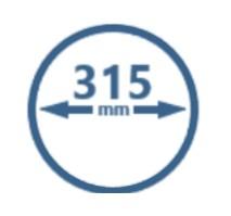 Buisventilatoren 315mm