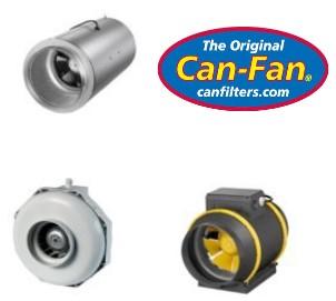 Buisventilator Can-Fan (Ruck)