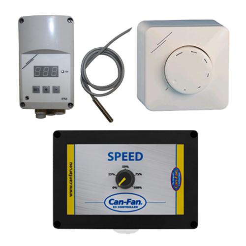 EC / EMC Regelaars / Potentiometers
