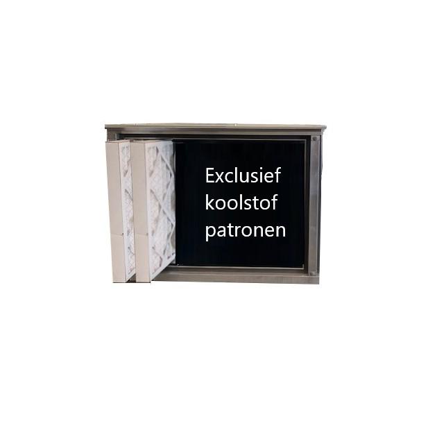 Geurfilterkast A | exclusief filters