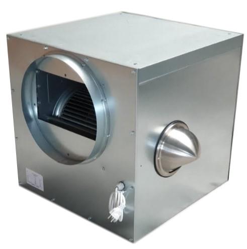 Horeca afzuigbox hoge temperatuur