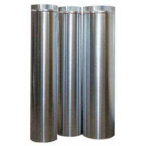 Aluminium luchtkanalen rond