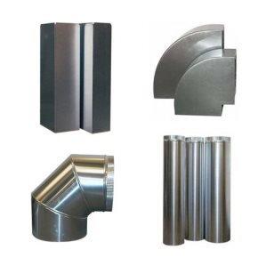 Aluminium luchtkanalen