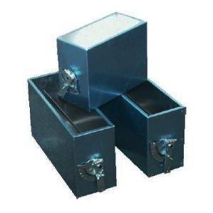 Regelkleppen Aluminium vierkant