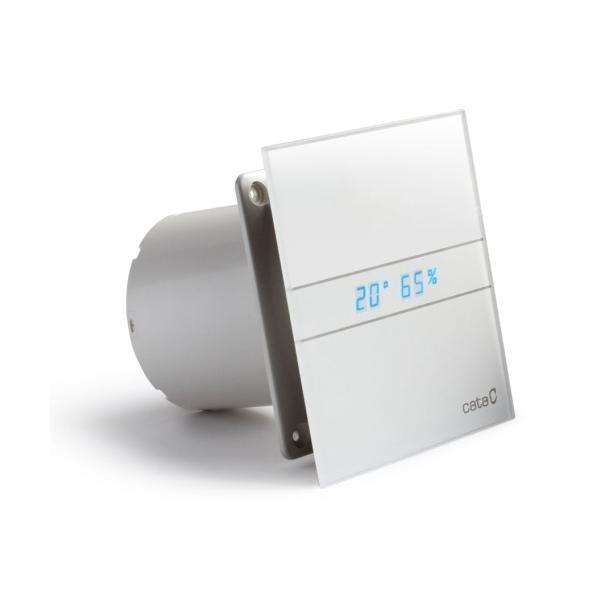 Badkamer inbouwventilatoren Glass design