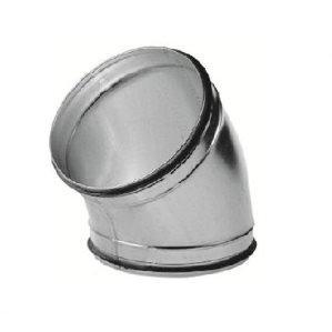 Spiro bochten 45º (SAFE)