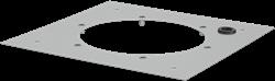 Dakadapterplaat DAP voor dakventilatoren