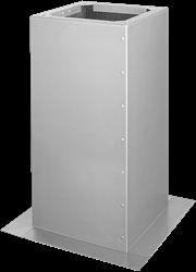 Sokkeldemper / Dakopstand DSS voor dakventilatoren