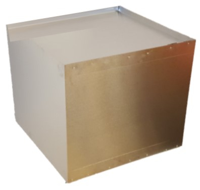 Plenum en luchtverdeelboxen