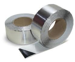 aluminium tape 50mm x 50mtr