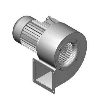Atex Enkel Aanzuigende Centrifugaal Ventilator 1800 m3/h DNG 6-35