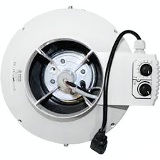 Buisventilator BK100u 250m3/h Ø 100mm