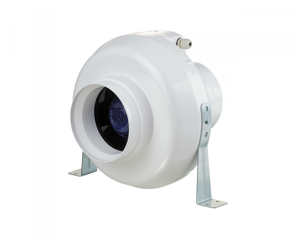 Kunststof buisventilator BK150 460m3/h Ø 150mm