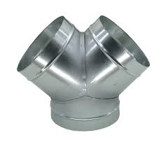 Broekstuk diameter 355mm - 2x 250mm