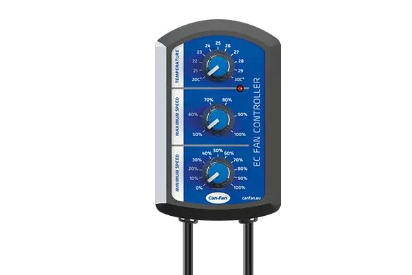 Can-Fan Speed Controller EC met thermostaat