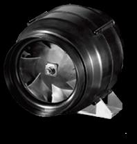 Max-Fan Buisventilator 200L 900m3/h 3 standen Ø 200mm