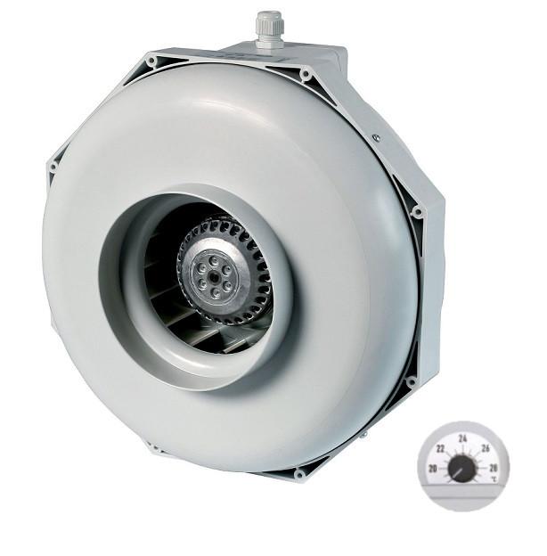 Can-Fan buisventilator RKW 125L 370m3/h 125 mm