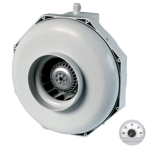 Can-Fan buisventilator RKW 160 460m3/h 160 mm