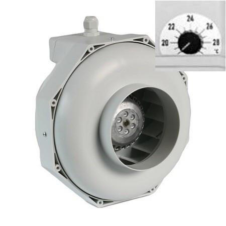 Can-Fan buisventilator RKW 200 820m3/h 200 mm