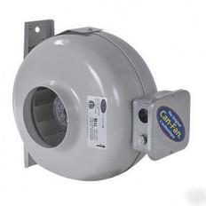 Can-Fan buisventilator RS 100 200m3/h 100 mm