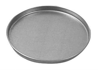 Deksel D diameter 125mm