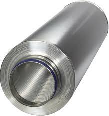 Geluiddemper voor spirobuis Ø 250mm L 500mm (CFI RK)