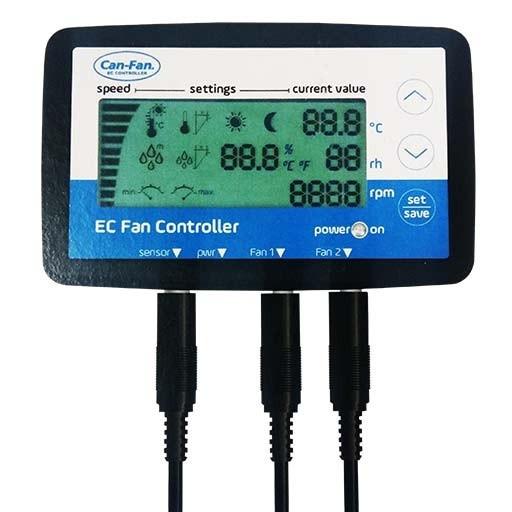 Can Fan EC LCD controller