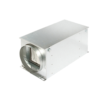 Filterbox FT 250 diameter 250mm voor Zakkenfilters