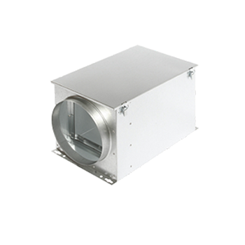 Filterbox FTW 125 diameter 125mm met verwarmingselement