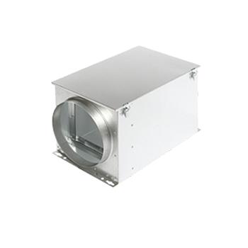 Filterbox FTW 200 diameter 200mm met verwarmingselement