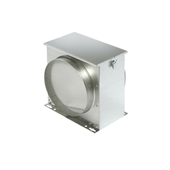 Filterbox FV 250 diameter 250mm voor vliesfilters