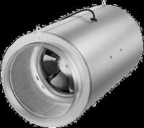 Can-Fan ISO MAX buisventilator 250 1480M3/h Ø250