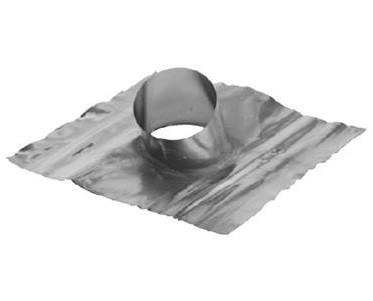 dakpan met loodslab 25° Ø 400mm