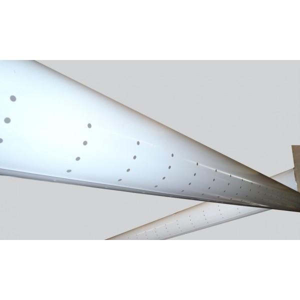 Luchtverdeelslang 125MM 5M