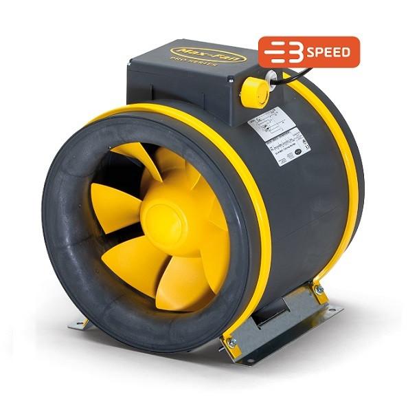 Max-Fan Buisventilator Pro Series 315 3180m3/h Ø 315mm