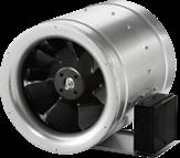 Max-Fan Buisventilator 280 2360m3/h Ø 280mm