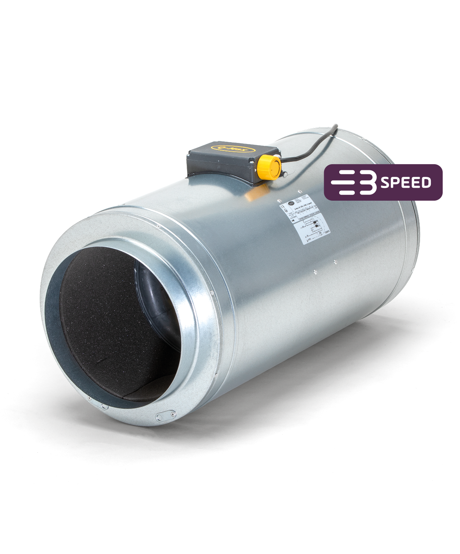 Q-Max Buisventilator 250 / 1590m3/h Ø 250mm