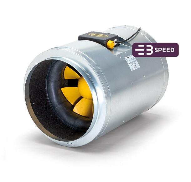 Q-Max Buisventilator 400 / 3240m3/h Ø 400mm