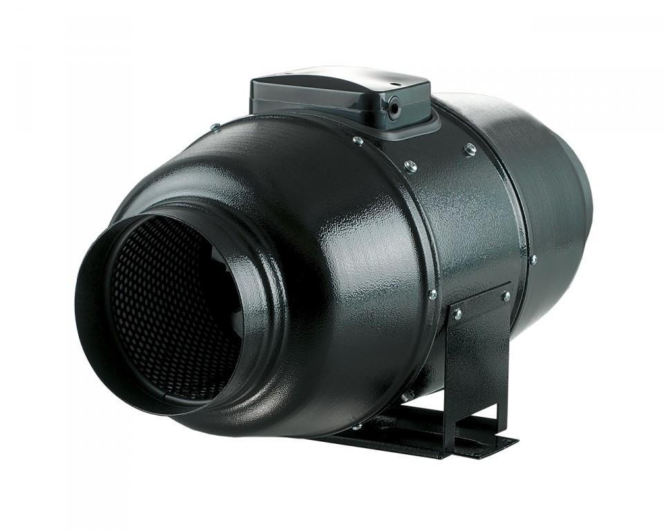 Stille Buisventilator S-vent silent M200 810/1020m3/h Ø 200mm
