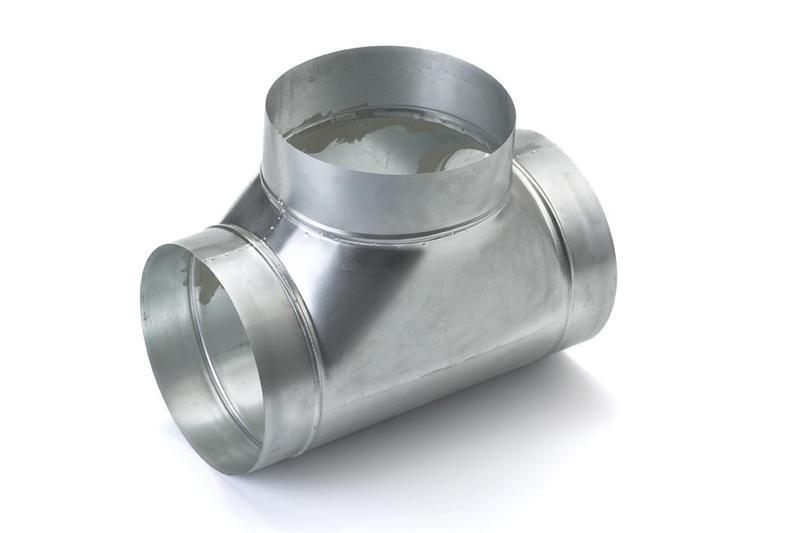 T-stukken diameter 160mm