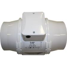 Buisventilator TT315 1760/2350m3/h Ø 315mm