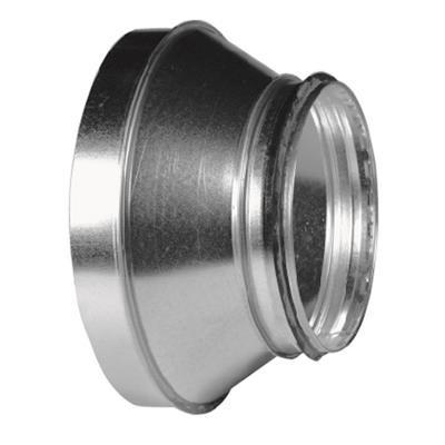 Spiro Verloopstuk van Ø 250mm naar Ø 180mm safe