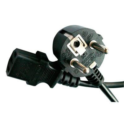 Kabel voor buisventilator (contrastekker)