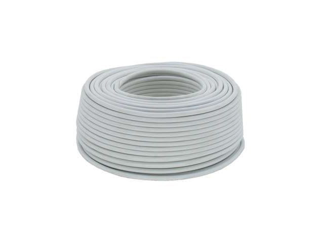 Voi-vmvl kabel wit 3x1,5 mm p/mtr.
