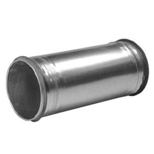 Verlengde verbindingsstuk voor spirobuis SAFE Ø160mm