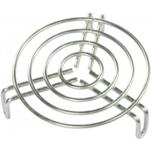 Beschermrooster Gegalvaniseerd Staal Diameter Ø 125mm