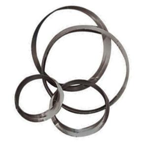 Aluminium Flens / Aansluitring Diameter Ø 600 mm