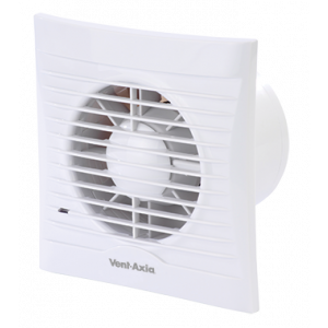 Azur 125B WC-BadkamerVentilator
